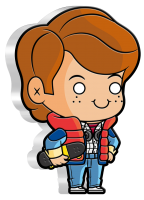 Chibi - Back to the Future McFly PP, Coloriert