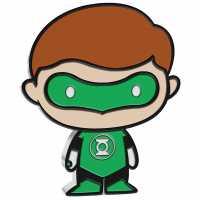 Chibi - Green Lantern PP, Coloriert