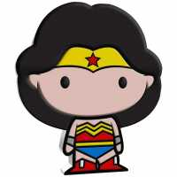 Chibi - Wonder Woman PP, Coloriert