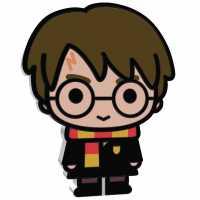 Chibi - Harry Potter PP, Coloriert