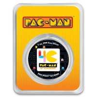 40 Jahre Pac Man Coloriert