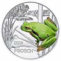 Österreich Frosch