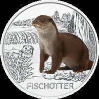 Österreich Fischotter