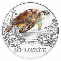 Österreich - Schildkröte