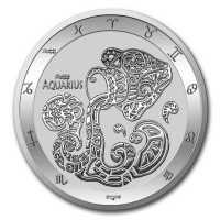 Tokelau Zodiac - Sternzeichen Wassermann - Aquarius