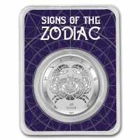 Tokelau Zodiac - Sternzeichen Cancer - Krebs BLISTER im Blister
