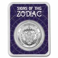 Tokelau Zodiac - Sternzeichen Leo - Löwe BLISTER im Blister