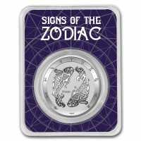 Tokelau Zodiac - Sternzeichen Fisch - Pisces BLISTER im Blister