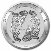 Tokelau Zodiac - Sternzeichen Fisch - Pisces