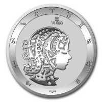 Tokelau Zodiac - Sternzeichen Virgo - Jungfrau