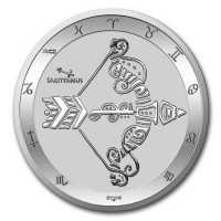 Tokelau Zodiac - Sternzeichen Schuetze - Sagittarius