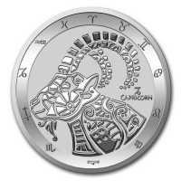 Tokelau Zodiac - Sternzeichen Steinbock - Capricorn