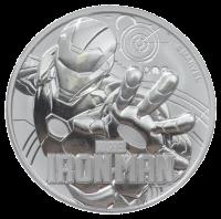 Tuvalu Marvel - Ironman