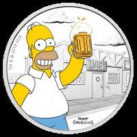 Homer PP, Coloriert
