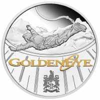 James Bond 007 - Golden Eye PP
