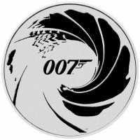 James Bond 007 - Black
