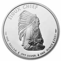 USA, Sioux Indian War Chief