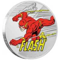 Justice League - Flash PP
