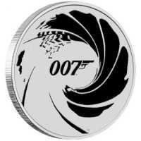 James Bond 007 - Black Coloriert