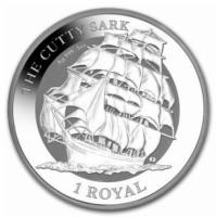 Britisches Territorium im Indischen Ozean 2021 Motiv: The Cutty Sark