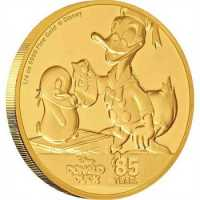 Disney - 80 Jahre Donald Duck PP