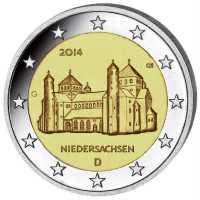 Deutschland - Michaeliskirche Hildesheim G