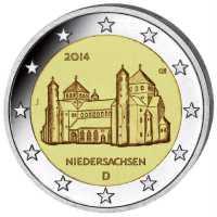 Deutschland - Michaeliskirche Hildesheim J