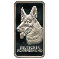 MuenzManufaktur Schäferhund