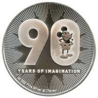 Mickey Mouse - 90th Anniversary