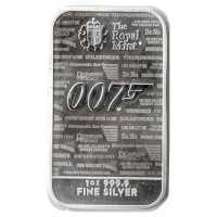 Royal Mint  James Bond 007