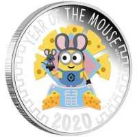 Minions - Lunar Maus PP, Coloriert