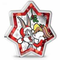 Looney Tunes Weihnachtstern Coloriert, PP