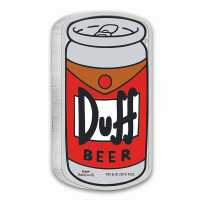 Duff Beer Coloriert, PP