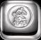 Vorschaubild Silberbarren - 50 Gramm