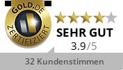 GOLD.DE Zertifikat coininvest GmbH