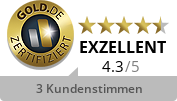 Gold.de Zertifikat Shop-Betreiber Ophirum GmbH