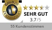 Gold.de Zertifikat Kronwitter GbR