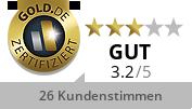 GOLD.DE Zertifikat Münze Österreich AG