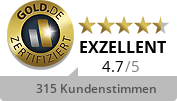 Gold.de Zertifikat Inhaber Herr Heiko Haller